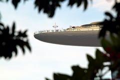 Песок залива Марины Стоковая Фотография