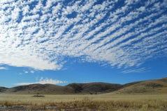 песок земли дюны пустыни Стоковая Фотография RF