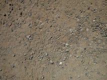 Песок и гравий Стоковая Фотография RF