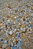 песок камушков пляжа Стоковое Фото