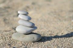 песок камушков Стоковые Фотографии RF
