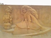 Песок Мерида Дисней Стоковые Изображения