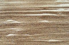 Песок, море, берег, песок, беж, желтый цвет, серый Стоковая Фотография RF