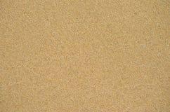 Песок на пляже Стоковые Фото