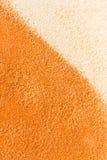 песок предпосылки близкий вверх Стоковые Изображения RF