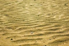 песок предпосылки Стоковые Фотографии RF