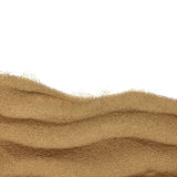 песок предпосылки безшовный Стоковые Изображения RF