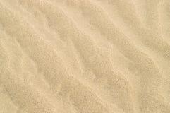 песок пульсаций Стоковые Фото