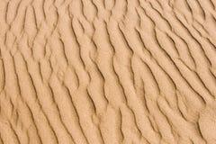 песок реки Стоковые Фото