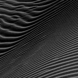 песок России kurshskaya kosa горизонта дюн шагает протягивающ к Стоковое фото RF