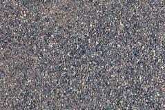 Песок с малыми камнями Стоковые Изображения RF