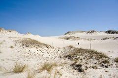 песок холмов Стоковое Фото