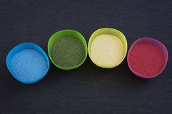 песок цветов Стоковое фото RF