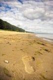 песок шага Стоковое Изображение
