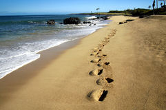 песок шагов стоковые изображения rf