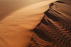 песок Юта дюн коралла розовый Стоковое фото RF