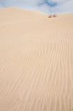 песок 2 дюн Стоковая Фотография