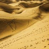 песок Стоковая Фотография RF