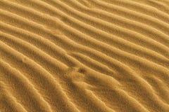 песок Стоковая Фотография