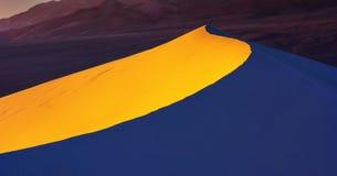 песок eureka дюны стоковая фотография rf