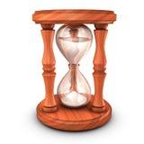 песок hourglass иллюстрация штока