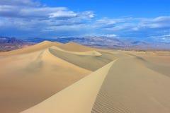 песок mesquite дюн плоский Стоковое Изображение RF