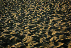 песочно Стоковая Фотография RF