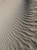 песочные волны белые Стоковое Изображение