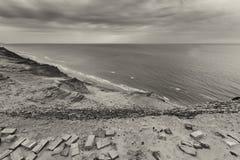 Песочный взгляд Стоковые Фотографии RF