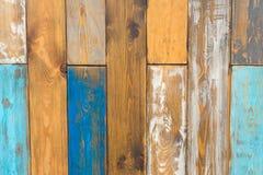 Пестротканая деревянная текстура Стоковые Фотографии RF