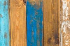 Пестротканая деревянная текстура Стоковые Фото