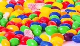 Пестротканая малая круглая конфета Стоковые Фотографии RF