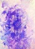 Пестротканая орнаментальная картина структуры Предпосылка флористического орнамента стоковые фотографии rf