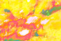 Пестротканое абстрактное психоделическое изображение Иллюстрация, анимации gif, короткие видео стоковое фото rf
