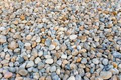 Пестротканое чистое Pebble Beach Стоковая Фотография RF