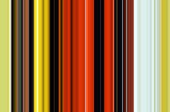 Пестротканые абстрактные линии, предпосылка Стоковые Фото
