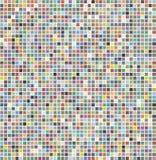 Пестротканые плитки мозаика 10 eps Стоковые Фото
