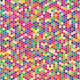Пестротканые плитки наговора мозаика 10 eps Стоковые Изображения