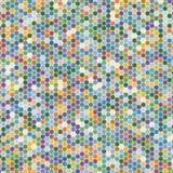 Пестротканые плитки наговора мозаика 10 eps Стоковые Фотографии RF