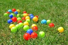 Пестротканые шарики Стоковые Изображения RF