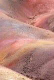 Пестротканый песок в джунглях Стоковая Фотография RF