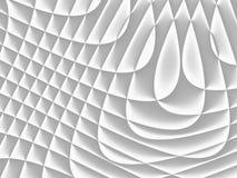 Пестротканый цветочный узор в стиле витража Вы c Стоковая Фотография