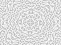 Пестротканый цветочный узор в стиле витража Вы c Стоковое Фото
