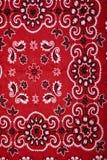 пестрый платок Стоковое Изображение