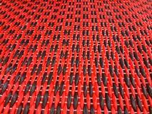 Пестрый циновка Стоковые Фотографии RF