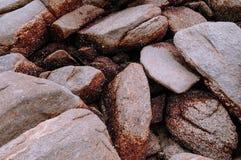 Песчаник на накидке Khanom моря, Nakhon Si Thammarat, Таиланде Стоковое Фото