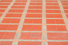 Песчаник текстуры плиточного пола блока картины или мытье камня Стоковые Изображения