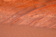 песчаник 03 деталей Стоковая Фотография