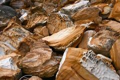 песчаник Стоковые Фотографии RF
