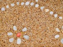 песчаник Стоковая Фотография RF